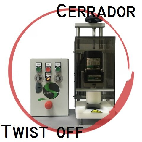 Cerrador twist off